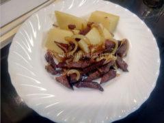 Льы гур (Сушеное мясо)