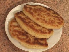 Киржин (кукурузные лепешки)
