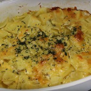 Вкусный картофель гратен рецепт фото