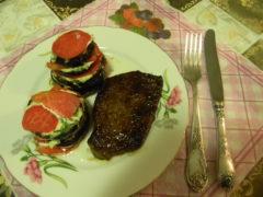 Лангет из говядины
