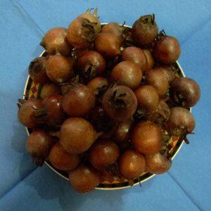 Мушмула ягоды