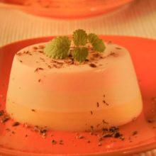 Десерт из сметаны