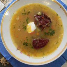 Как варить гороховый суп