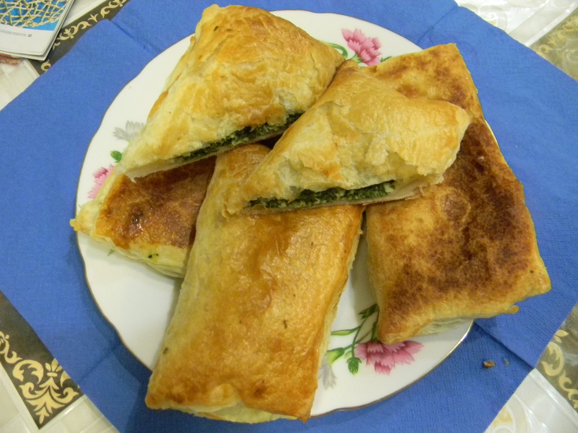 Вишневые пироги рецепт с фото