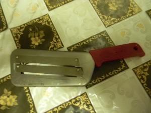 Нож для резки капусты