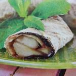Десерт из свежих груш