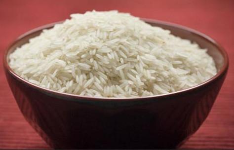 Рис очищенный сырой