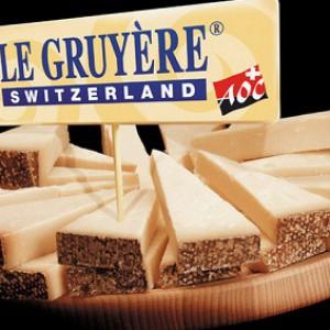 Швейцарский сыр грюйер фото