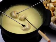 Фондю сырное