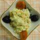 Салат с молодыми початками кукурузы