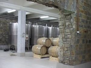 Резервуары с игристыми винами