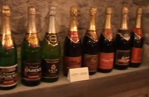 Шампанские завода Абрау-Дюрсо