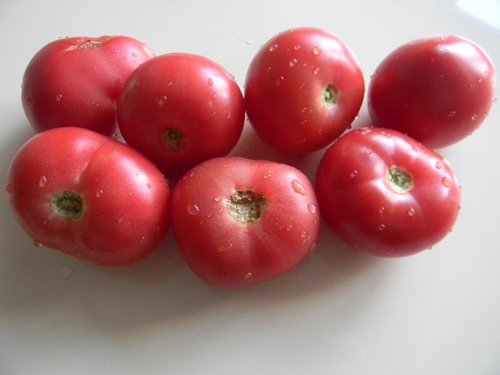 Кахунские розовые помидоры
