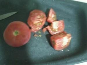 Режем помидоры без кожицы