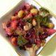 Салат с каштанами