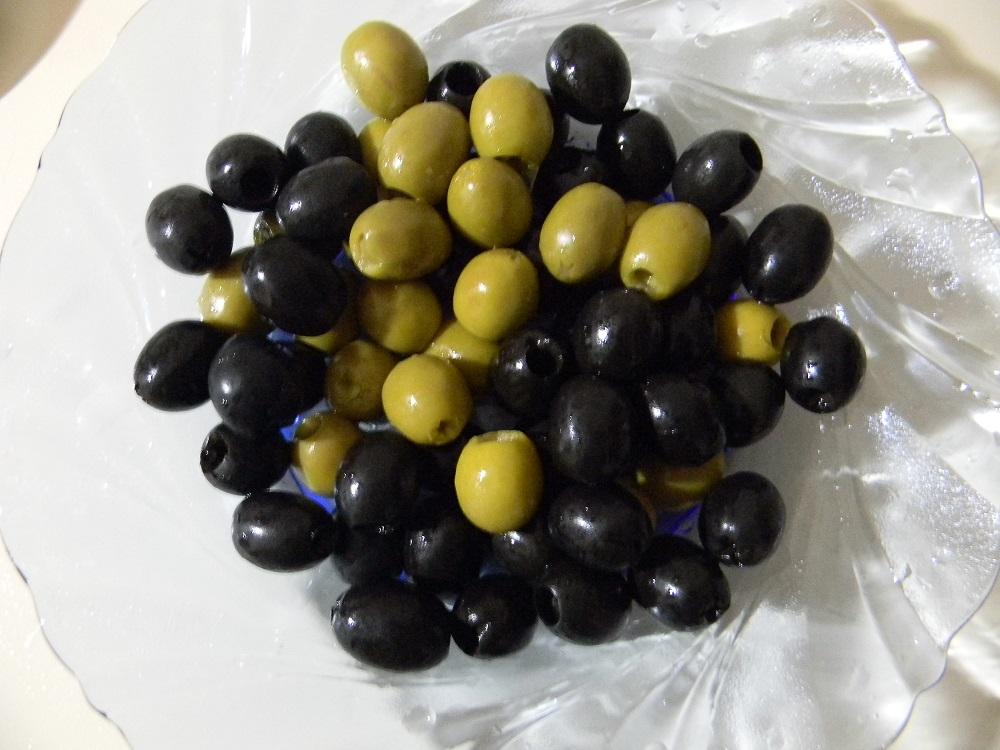 Оливки и маслины без косточек