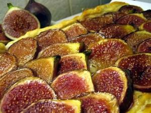 Вяленые плоды инжира