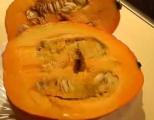 Тыква оранжевая