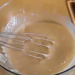 Кляр для бананов с кунжутным маслом