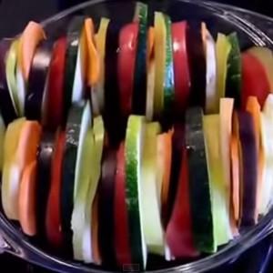 Овощной рататуй блюдо фото
