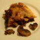 Запеканка из макарон с фаршем и грибами