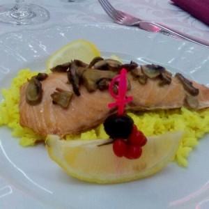 Вкусные блюда из семги