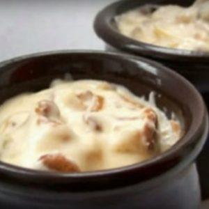Жульен грибной в горшочках рецепт с фото