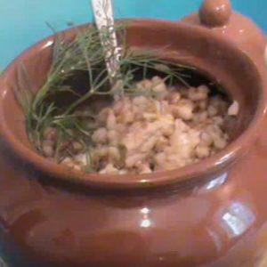 Как приготовить гречневую кашу с мясом в горшочке
