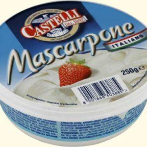 Маскарпоне сыр сливочный