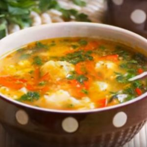 Суп из цветной капусты и брокколи рецепты приготовления