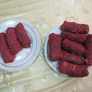 Аппетитные мясные рулетики в духовке рецепты с фото