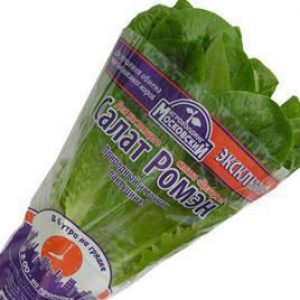 Салат романо в упаковке