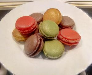 Вкусное печенье макаруны фото рецепт