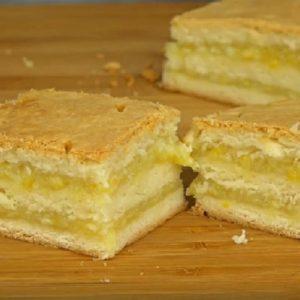 Пирог лимонник рецепт с фото пошагово