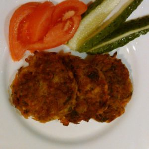 Оладьи из тыквы и картошки рецепты быстро и вкусно