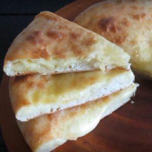 Вкусный хачапури абхазский с сыром рецепт
