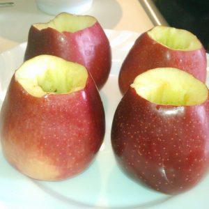 Как приготовить печеные яблоки в микроволновке рецепт