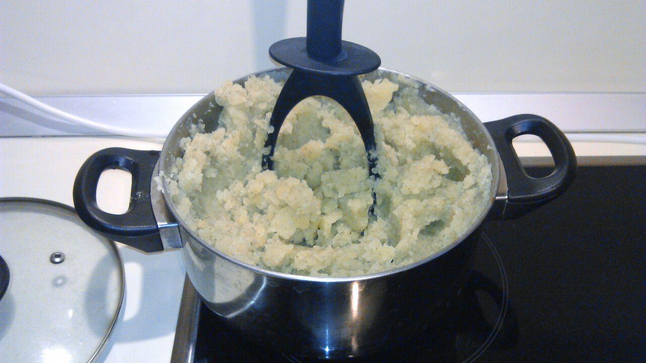 Рецепт начинки для пирожков с картошкой с чабрецом