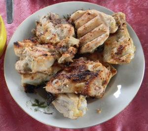 Как приготовить шашлык из курицы на мангале с корочкой