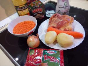 Как приготовить суп из чечевицы с курицей