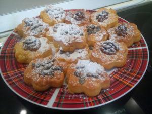Кукурузное печенье рецепт с фото дома