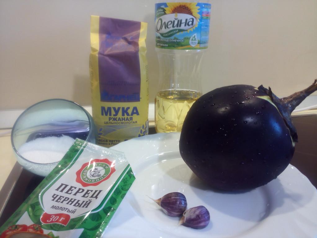 Вкусные оладьи из баклажанов рецепт пошаговый с фото