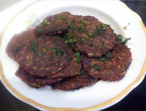Оладьи из баклажанов рецепты быстро и вкусно с чесноком