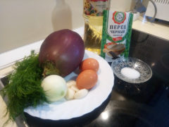Баклажаны с яйцом как грибы