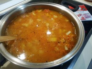 Чечевичный суп пюре рецепт вкусного супа