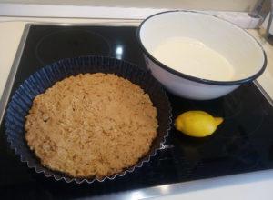 Вкусный чизкейк творожный с печеньем рецепт