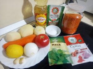 Как приготовить турецкий суп из чечевицы с овощами