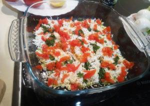 Овощной салат с авокадо рецепты с помидорами