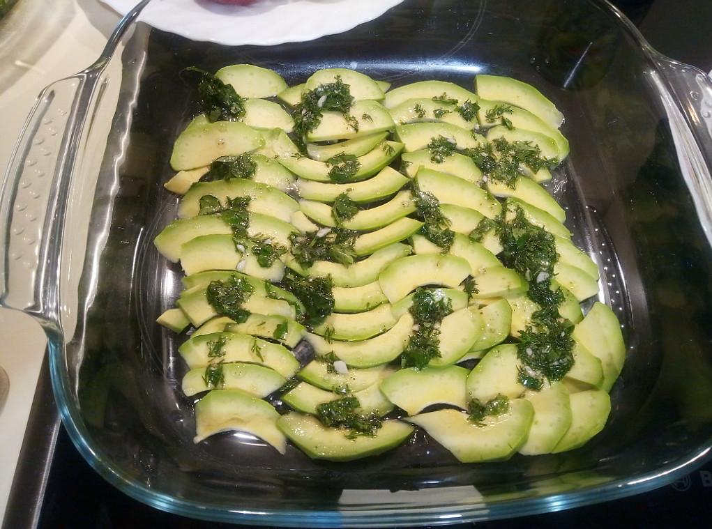 Вкусный салат с авокадо рецепт в домашних условиях