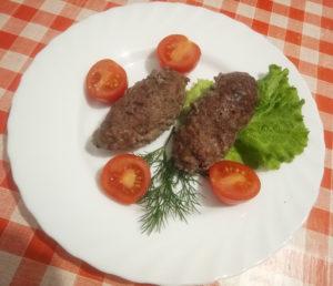 Зразы мясные с грибами рецепт из фарша